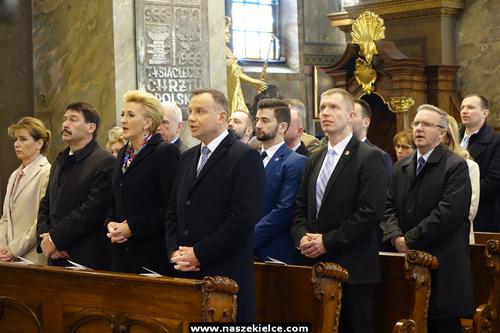 kielce wiadomości Udana wizyta Prezydentów Polski i Węgier w Kielcach (ZDJĘCIA,WIDEO)