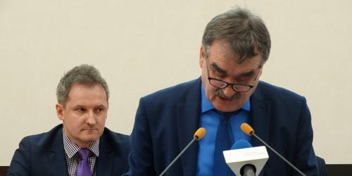 kielce wiadomości Prezydent Lubawski w szpitalu. Przeszedł poważny zabieg?