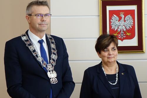 kielce wiadomości Prezydent Bogdan Wenta jest niesamodzielny, sterowany przez Danutę Papaj?