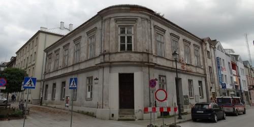 kielce wiadomości Prokuratura się powiększa. Śledczy przejmują zabytkowy budynek w centrum Kielc (ZDJĘCIA)