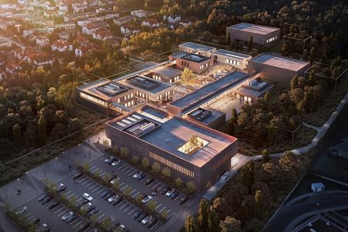 kielce wiadomości Budowa Głównego Urzędu Miar w Kielcach. Chętni poszukiwani