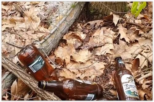 kielce wiadomości Radny zaprasza na wspólne sprzątanie lasu. Dla każdego prezent