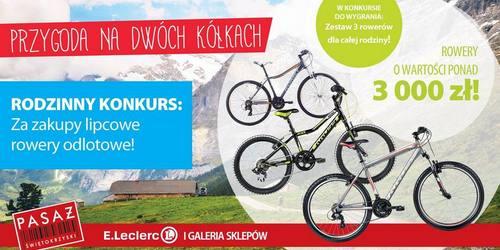 kielce wiadomości Wygraj rowery dla całej rodziny