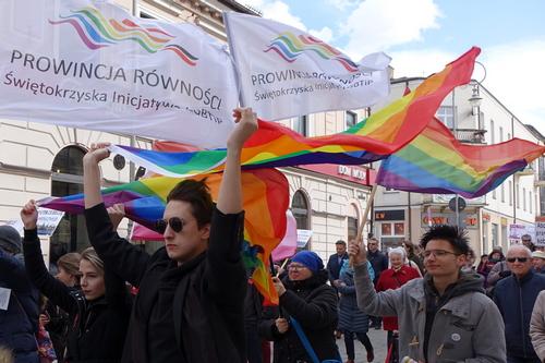 kielce wiadomości Sąd uchylił zakaz prezydenta Kielc dla marszu LGBT