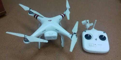 kielce wiadomości Za latanie dronem przy stadionie odpowie przed sądem