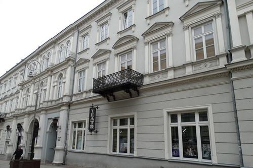 kielce wiadomości Ponad 11 milionów będzie kosztować nowa scena Teatru w WDK