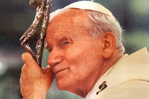 kielce wiadomości Świętujemy setną rocznicę urodzin Ojca Świętego Jana Pawła II