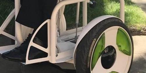 kielce wiadomości Policjanci poszukują skradzionego wózka inwalidzkiego