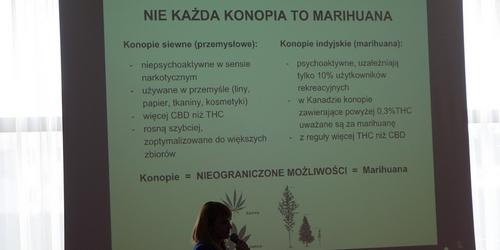 kielce wiadomości Rozmawiali o medycznej marihuanie (ZDJĘCIA,WIDEO)