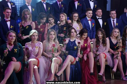 kielce wiadomości Maturzyści V LO balowali w Binkowskim (ZDJĘCIA,WIDEO)