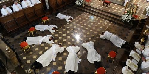 kielce wiadomości Nowi księża w diecezji. Święcenia w Bazylice Katedralnej (ZDJĘ