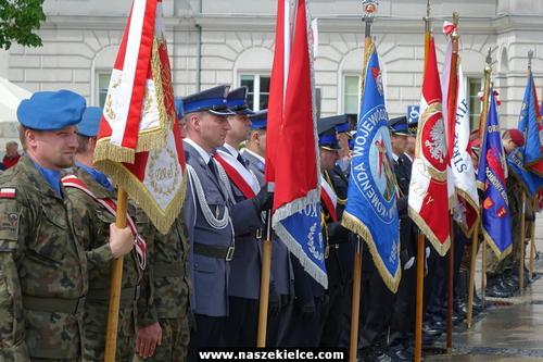 kielce wiadomości Dzień Flagi w Kielcach (ZDJĘCIA,WIDEO)