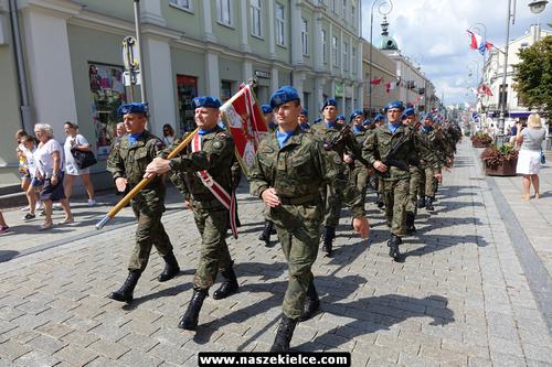 kielce wiadomości Żołnierze świętowali w Kielcach (ZDJĘCIA,WIDEO)