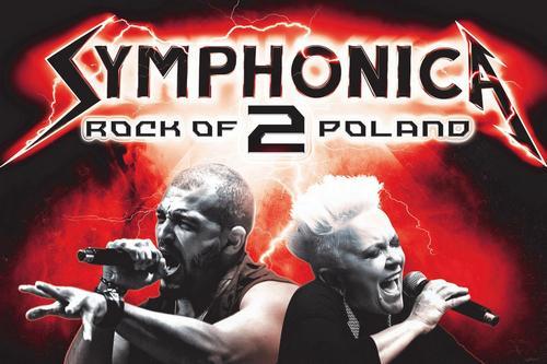 kielce wiadomości Symphonica 2 Rock of Poland w Kielcach!