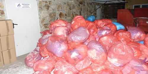 kielce wiadomości Szpital Kielecki przeprasza za odpady