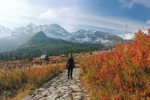 kielce wiadomości Weekend w górach w październiku? Oto miejsca, które Cię zachwycą