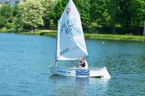 kielce wiadomości Wodociągi wspierają młodych żeglarzy