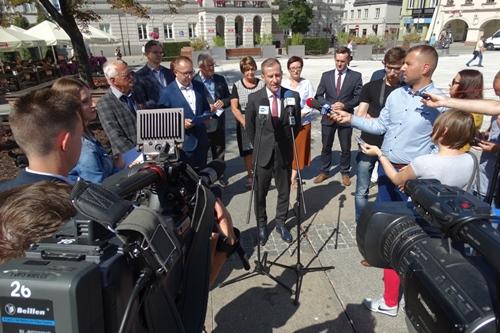 kielce wiadomości KO, PSL, Lewica mają wspólnych kandydatów na senatorów