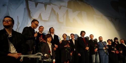"""kielce wiadomości Film """"Wyklęty"""" w reżyserii kielczanina nominowany do Złotych Lwów"""
