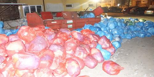 kielce wiadomości Niebezpieczne wysypisko odpadów przy Szpitalu Kieleckim (ZDJĘCIA,WIDEO)