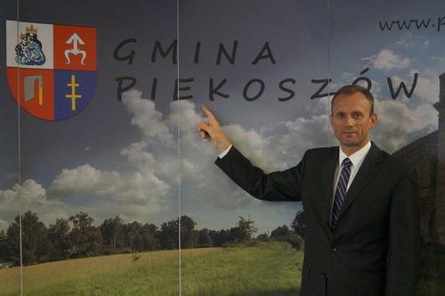 kielce wiadomości Zbigniew Piątek ponownie wójtem Piekoszowa
