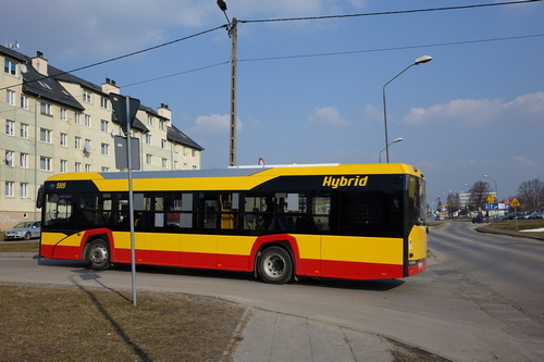kielce wiadomości Zmiany w kursach kieleckich autobusów miejskich