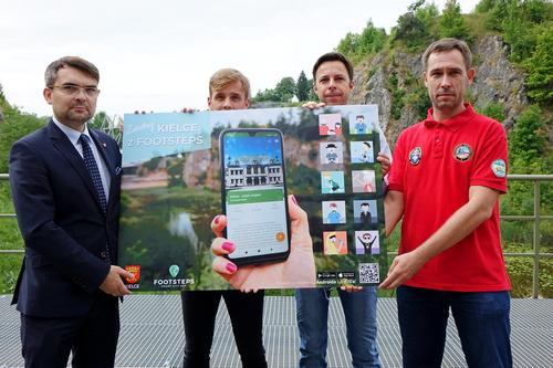 kielce wiadomości Zwiedzaj Kielce z aplikacją