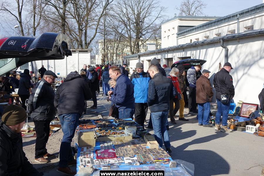 Giełda kolekcjonerska w Kielcach 09.03.2019
