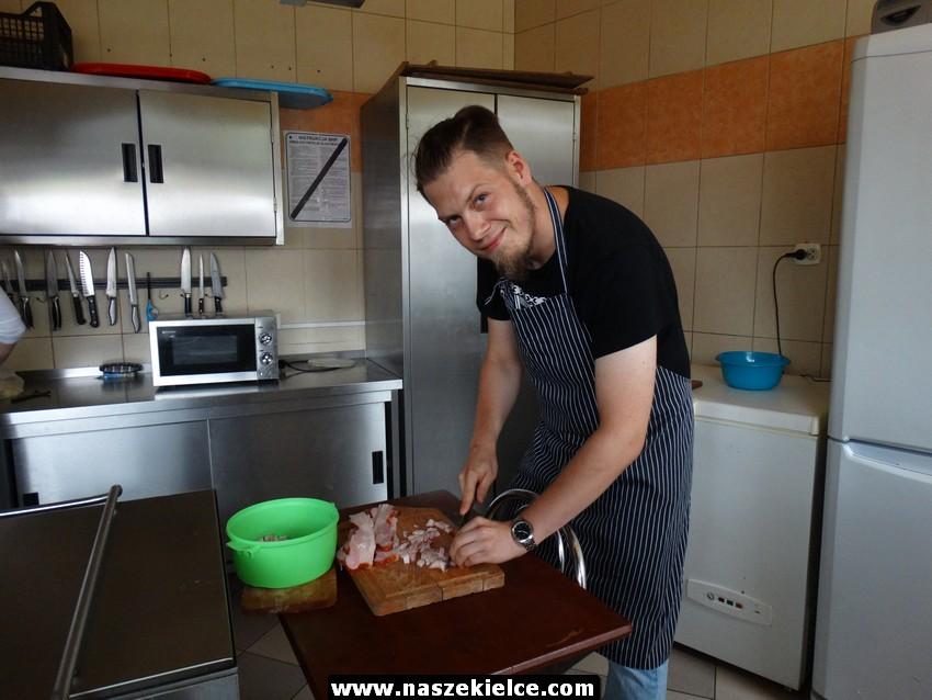 Warsztaty kulinarne z Maksem Przybylskim 02.09.2017