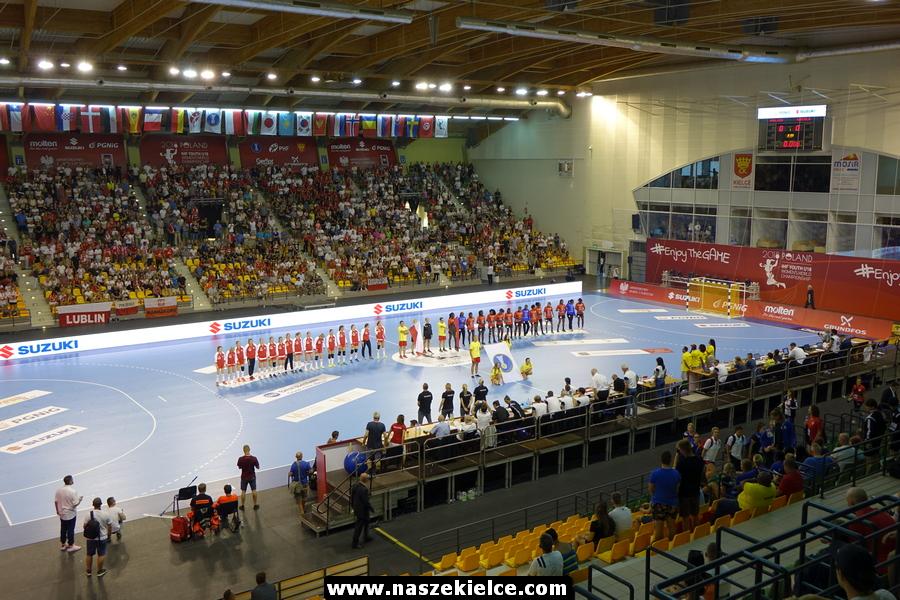 Mistrzostwa Świata kobiet do lat 18 w piłce ręcznej rozpoczęte 07.08.2018