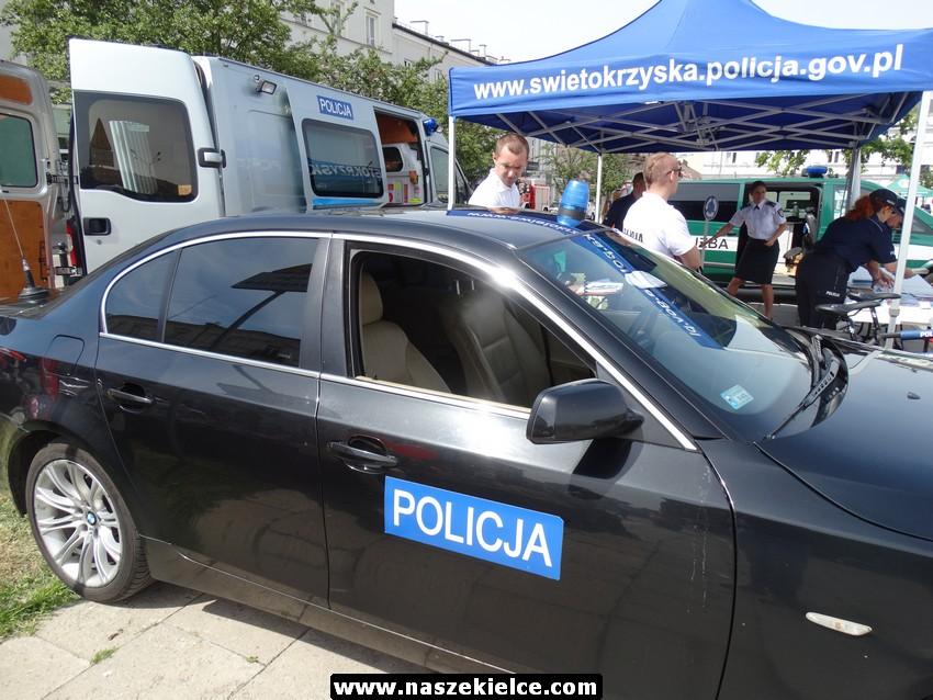 Świętokrzyska Policja zaprasza na Dzień Otwarty