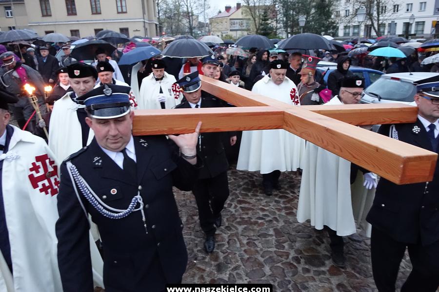 Kielecka Droga Krzyżowa 16.04.2019