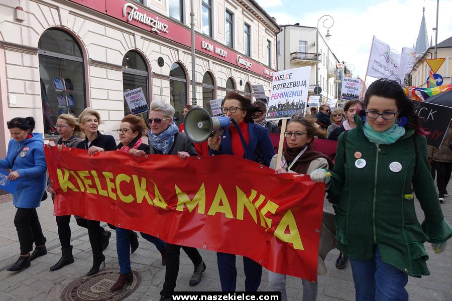 Kielecka Manifa 09.03.2019