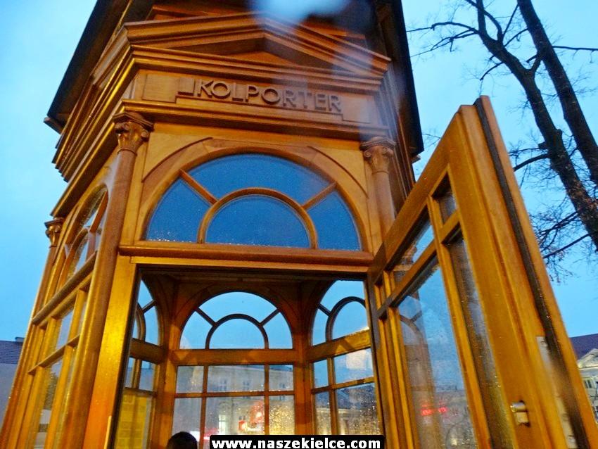Kiosk Kiebabczego na Rynku 02.11.2017