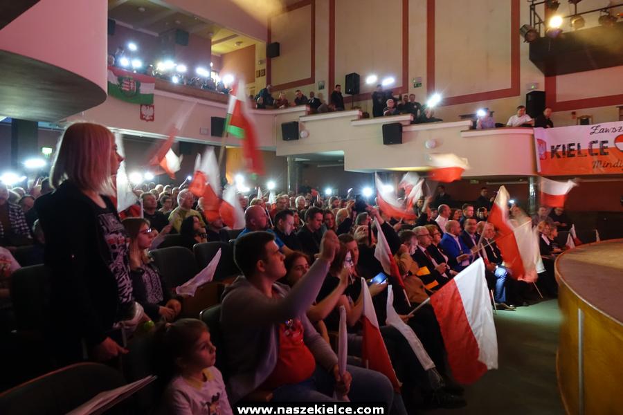 Koncert Hungaricy w Kielcach 23.03.2019