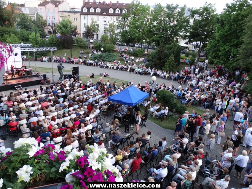 Koncert Janusza Radka w Kielcach 09.07.2017