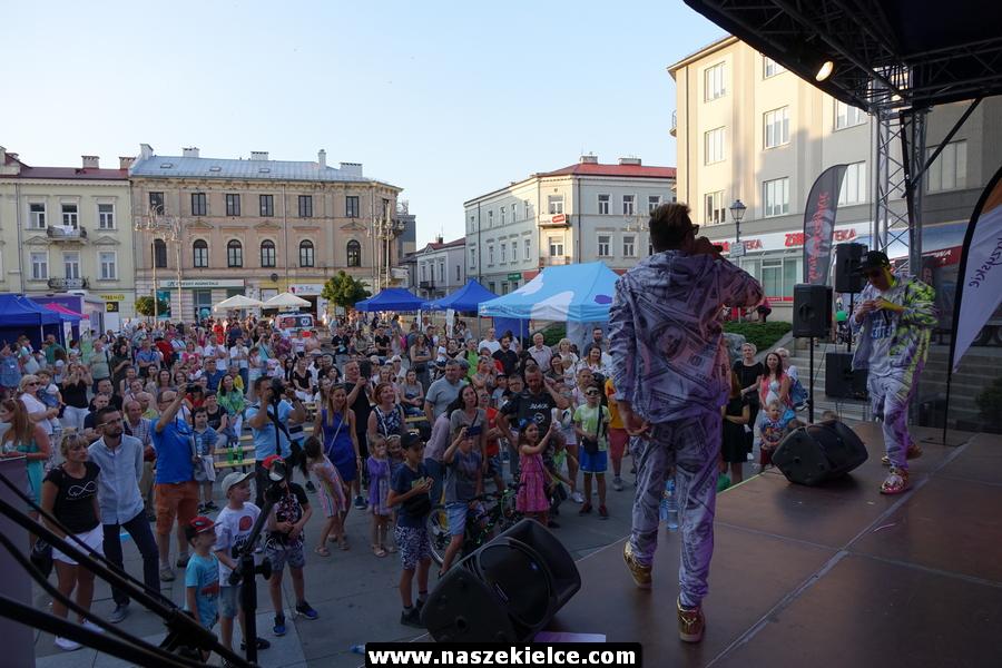 Koncert na Placu Artystów 08.06.2018