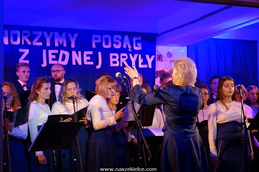 Koncert w Liceum Słowackiego 11.10.2019