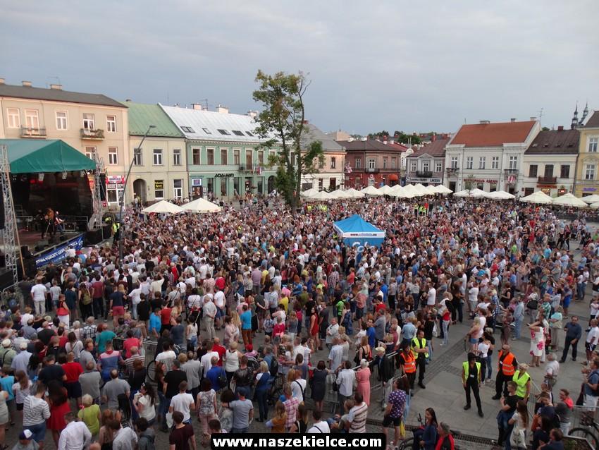 Koncertowa niedziela Święto Kielc 25.06.2017