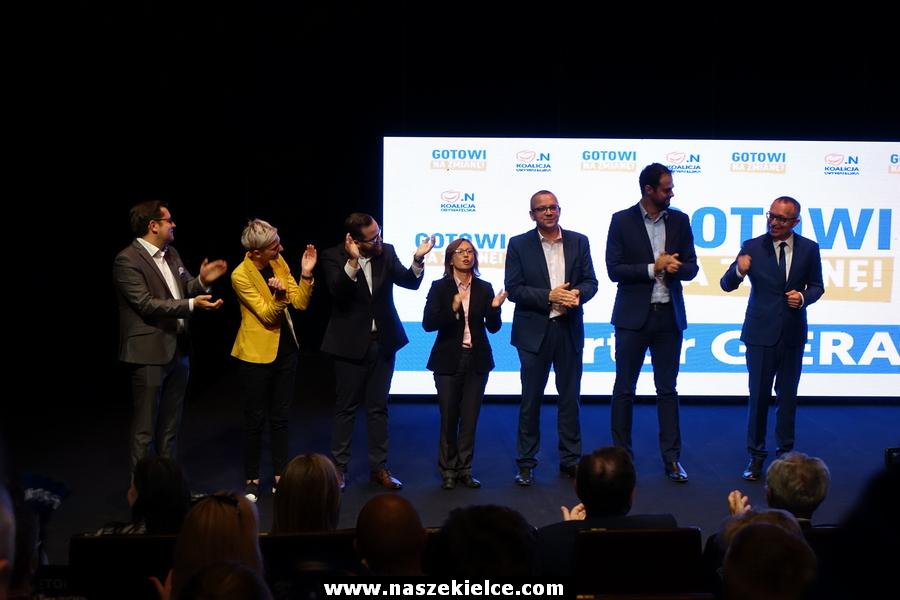 Konwencja miejska Koalicji Obywatelskiej 20.09.2018