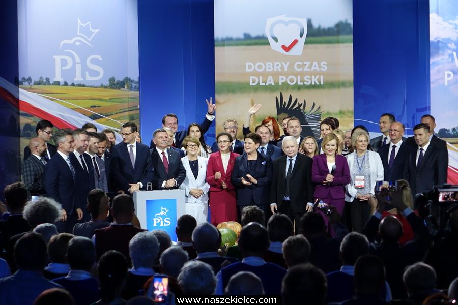 Konwencja PiS w Kielcach 09.10.2019