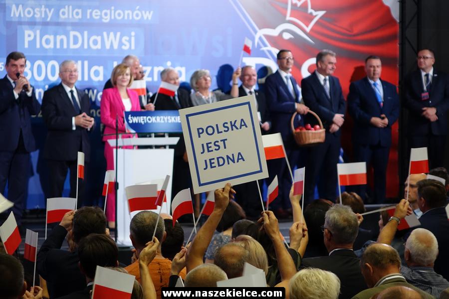 Konwencja PiS w Kielcach 13.10.2018