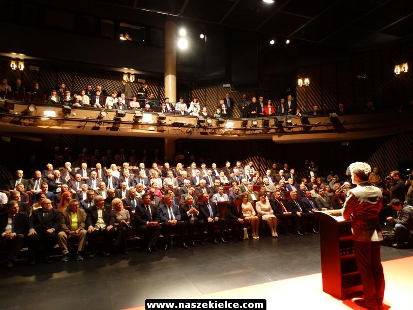 Świętokrzyska Konwencja PiS w Kielcach 04.03.2017