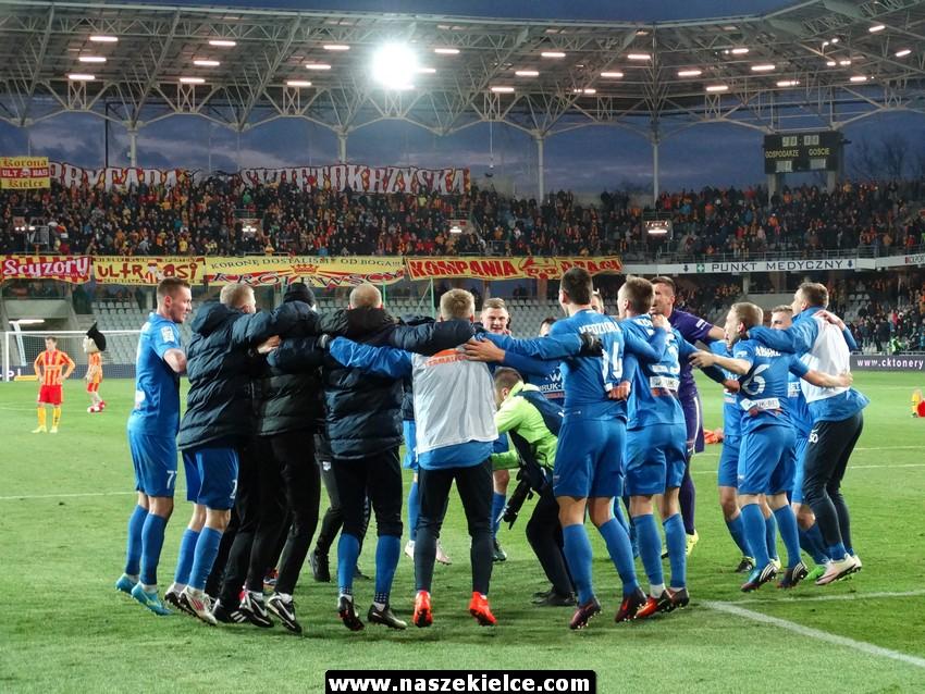 Korona Kielce vs Termalica 22.04.2017