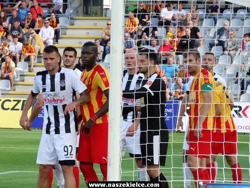 Korona Kielce vs Sandecja 09.09.2017