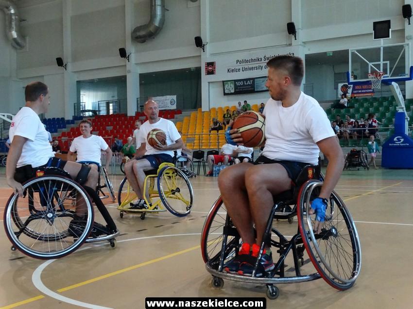 Charytatywny mecz na wózkach 11.06.2017