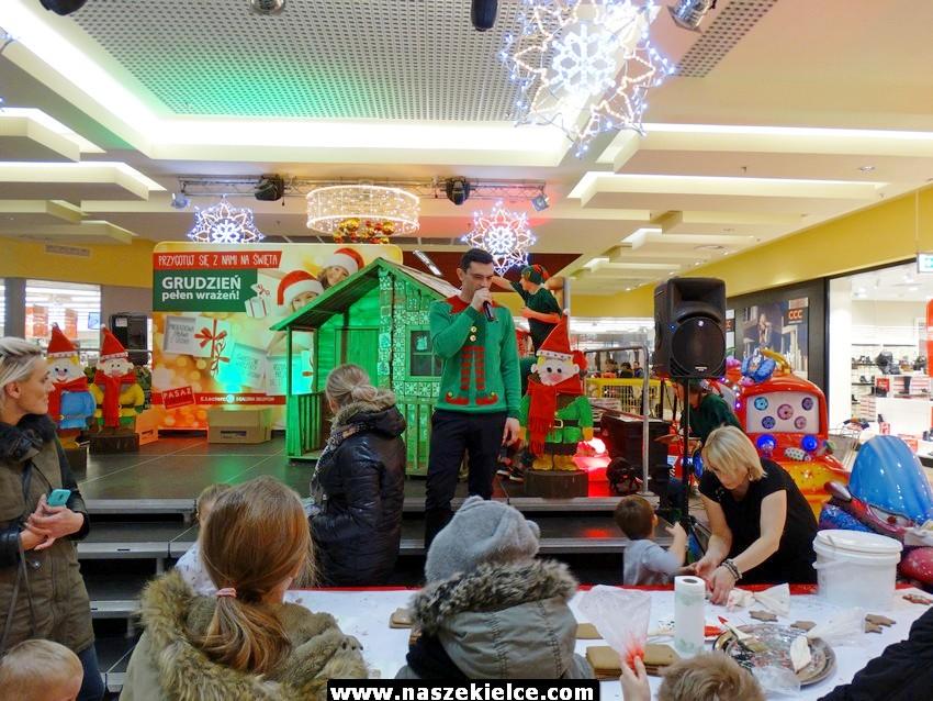 Świąteczne atrakcje w Pasażu Świętokrzyskim