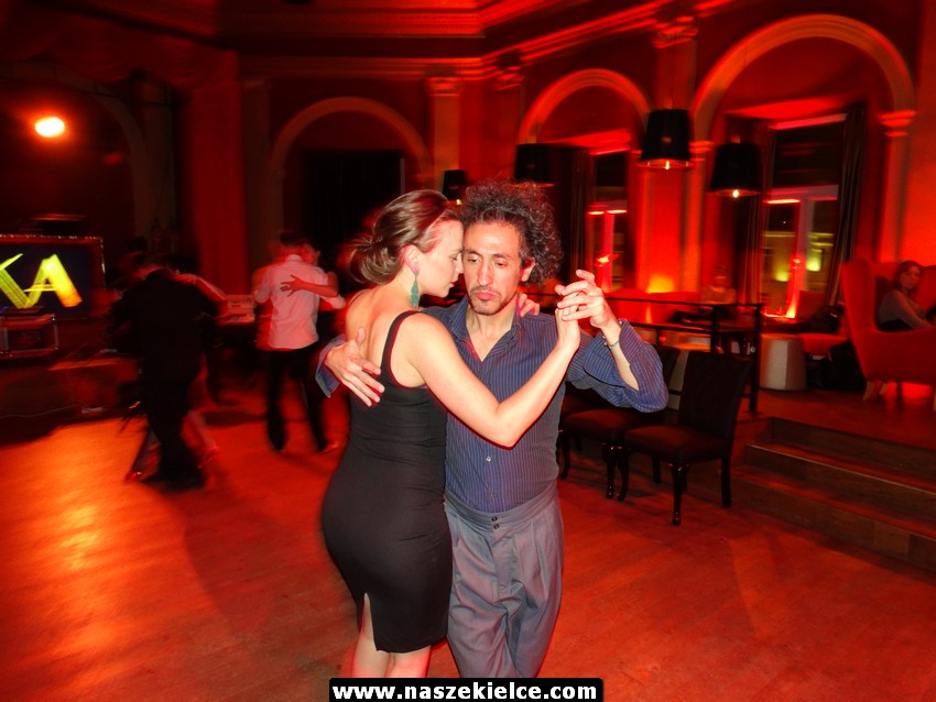 Milonga Abrazo w klubie Maska 09.04.2017