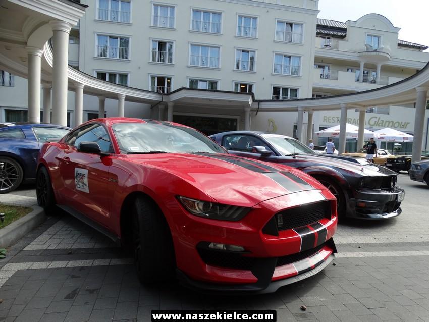 Mustang Race 2017 w Kielcach 29.06.2017