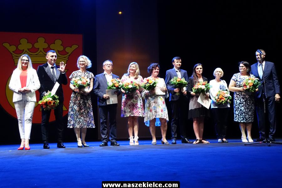 Nagrody miasta Kielce dla ludzi kultury 21.06.2019